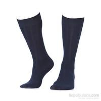 Miorre D&W Derby Lycra Erkek Çorap Füme