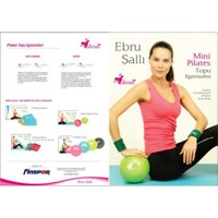 Ebruli 20cm Mini Pilates Topu