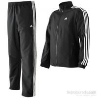 Adidas 074900 T-Suıt Dassler Erkek Eşofman Takımı Siyah