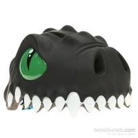 Crazy Safety Black Dragon Çocuk Kaskı