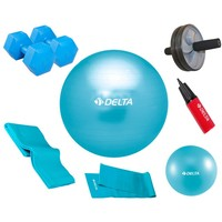 Delta Tnw Multi Fonksiyonel Pilates Seti