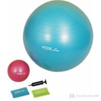 Fox Fitness Çok Fonksiyonlu Pilates Başlangıç Seti