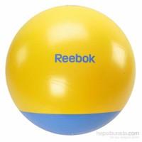 Reebok 75 Cm Pilates Topu Cam Göbeği Renkli Cyan (Rab-40017Cy)