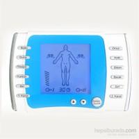 Comfort Plus Dm-214M Konuşan Çift Kanallı Fizik Tedavi Ve Tens Cihazı