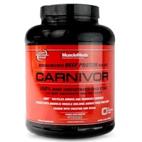 Musclemeds Carnivor Beef Isolate Protein