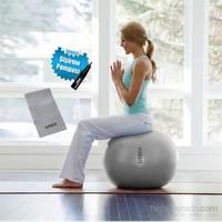 Lifefit SPS 65 Pilates Topu + Pilates Bandı + Pompa