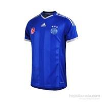Adidas H78979 Fb 14 Third Ss Fenerbahçe Forma Mavi