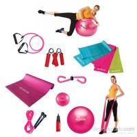 Delta Aile Boyu Deluxe Pilates & Egzersiz Seti - DAB