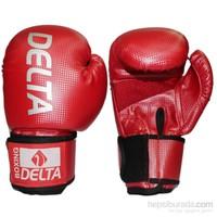 Delta Storm Kırmızı Deluxe PU Boks Eldiveni