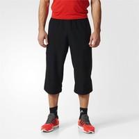 Adidas Aj5521 Cool365 3/4Pant Erkek Spor Kapri