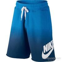 Nike Aw77 Alumnı Short-Fade Erkek Sort