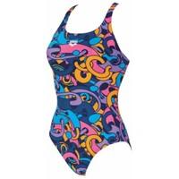 Arena W Cores Kadın Yüzücü Mayosu