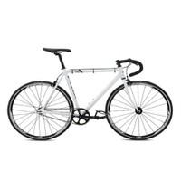 Fujı Track Comp 56Cm Beyaz-Silver Bisiklet