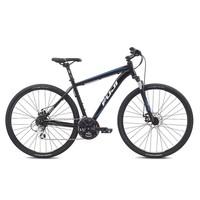 """Fujı Traverse 1.5 15"""" Siyah Mavi Bisiklet"""
