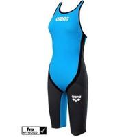 Arena Carbon Pro Flex Dark/Blue Yarış Mayosu