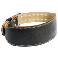 Harbinger 4 Padded Leather Belt Kemer