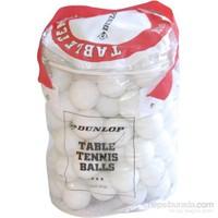 Dunlop Çantalı 3 Yıldız 40 MM 100'lü Masa Tenis Topu