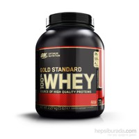 Optimum Gold 100% Whey Gold Std - Chocolate 5.15lb/2270gr Multi-lingual