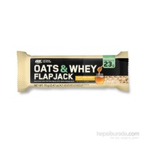 Optimum Nutrition Oats & Whey Flapjack Bar Oats & Honey 70G Bar