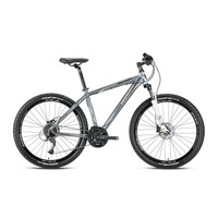 "Kron Xc 500 27,5 Jant 18"" 27 Vites Fren Gri - Beyaz- Siyah Dağ Bisikleti"