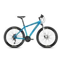 "Kron Xc 500 27,5 Jant 20"" 27 Vites Fren Mavi - Lime - Beyaz Dağ Bisikleti"
