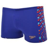 Speedo Fluıdblade Blue/Red Erkek Yüzücü Mayoları