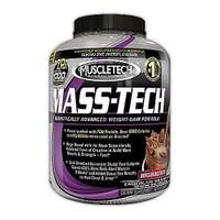 Muscletech Mass-Tech Chocolate 5 lbs (2.270 gr)