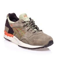 Asics Gel-Lyte-V Günlük Spor Ayakkabı Yeşil H610l-8585