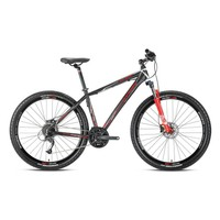 "Kron Xc 500 29 Jant 18"" 27 Vites Fren Gri - Beyaz - Siyah Dağ Bisikleti"