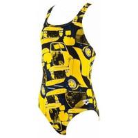 Arena Mechanic Jr Swim Pro Kız Çocuk Mayosu