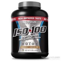 Dymatize Nutrition Iso 100 Whey Isolate Protein 5 LBS (2275 Gr) Chocolate