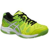Asics Gel Game 5 Gs Flash Yellow White Tenis Ayakkabıları