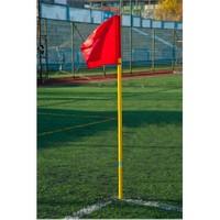 California Sport Futbol Sahası Bayraklı Korner Direği Yaylı (4 Adet)