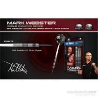 Winmau Mark Webster % 90 Tungsten Çelik Uçlu Dart - 23 Gram