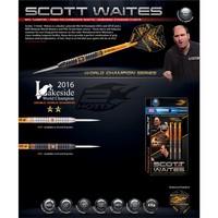 Winmau Scott Waites New %90 Tungsten Çelik Uçlu Dart