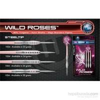 Winmau Wild Roses %90 Tungsten Çelik Uçlu Dart-28 Gram