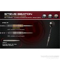 Winmau Steve Beaton %90 Tungsten Çelik Uçlu Dart Adonis Grip - 22 Gram