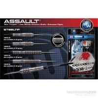 Winmau Assault %90 Tungsten Çelik Uçlu Dart-24 Gram