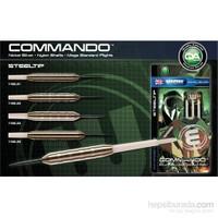 Winmau Commando Nikel Gümüş Çelik Uçlu Dart (ileri Seviye)