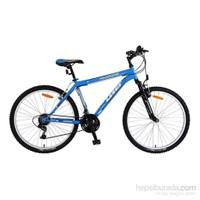 Ümit 2645 Warriors 26 Jant Erkek Dağ Bisikleti (Full Shimano) (Mavi)