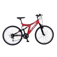 Ümit 2429 Blackmount 24 Jant Amortisörlü Dağ Bisikleti