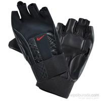 Nike Aksesuar Nike Mns Alpha Structure Lifting Gloves S Black/University R Ağırlık Eldiveni
