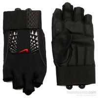 A.Nike Erkek's Alpha Structure Lifting Gloves Boks Eldivenleri