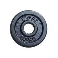Voit Pl101 0,5 Kg Döküm Flanş Ağırlık Plaka 0,5 Kg