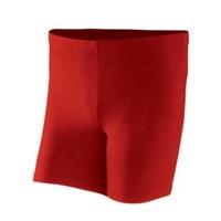Sportıve Kısa Voleybol Taytı Kırmızı