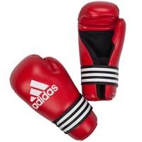 Adidas Adıbfc01 Semi Contact Boks Eldiveni Kırmızı