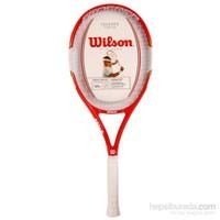 Wilson Wrt 32610U L1 Federer Team 105 Tenis Raketi Wrt32610u-000