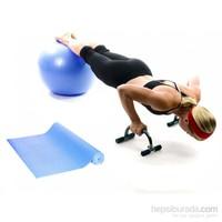Tristar Pilates Power Set Mavi