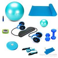 Tristar Revoflex Pilates Seti Strong Blue