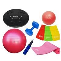Cosfer New Pilates Seti (Dambıl-Pilates-Band-Disk)